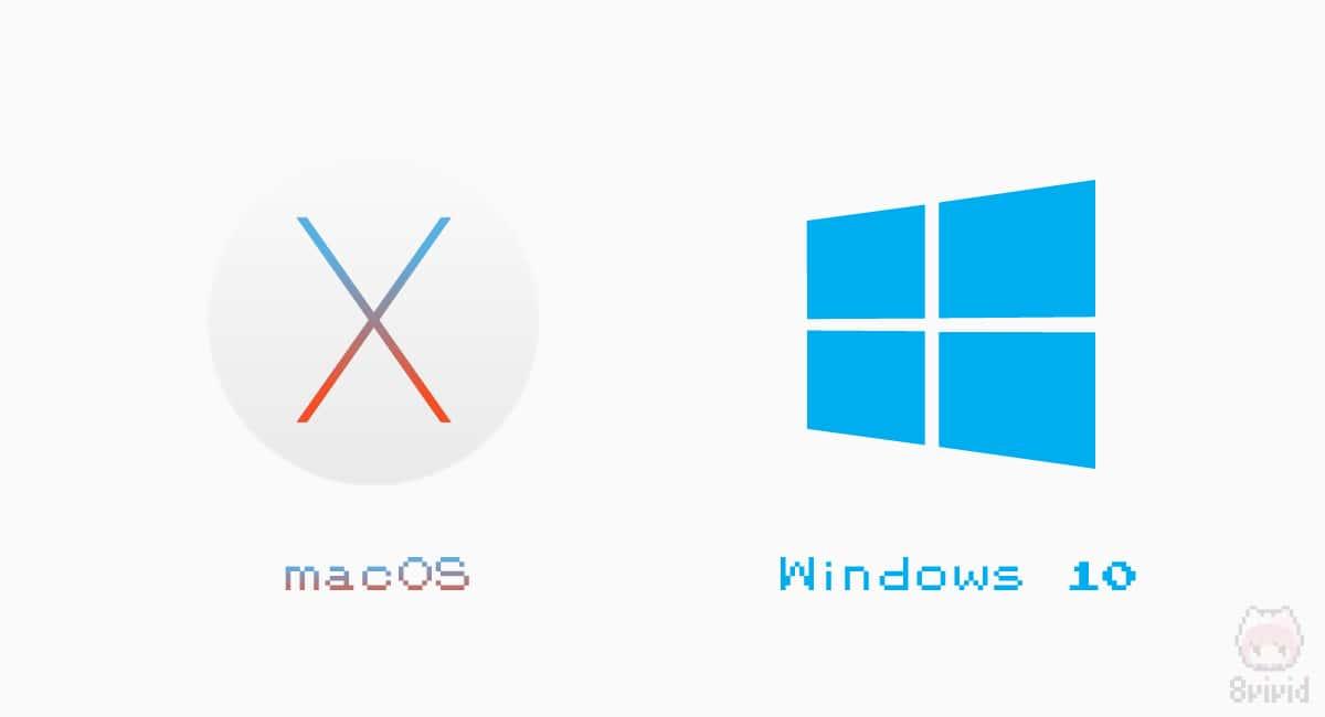 RetinaはmacOSだけでなく、Windows 10でもある。