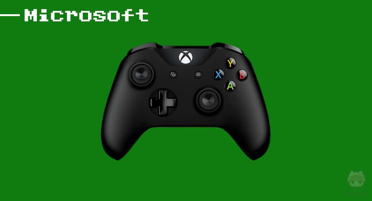 Microsoft『Xbox ワイヤレス コントローラー』。