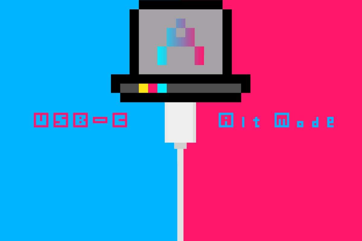Alt Modeとは?—USB-Cが映像出力やThunderbolt 3になる仕組みのお勉強