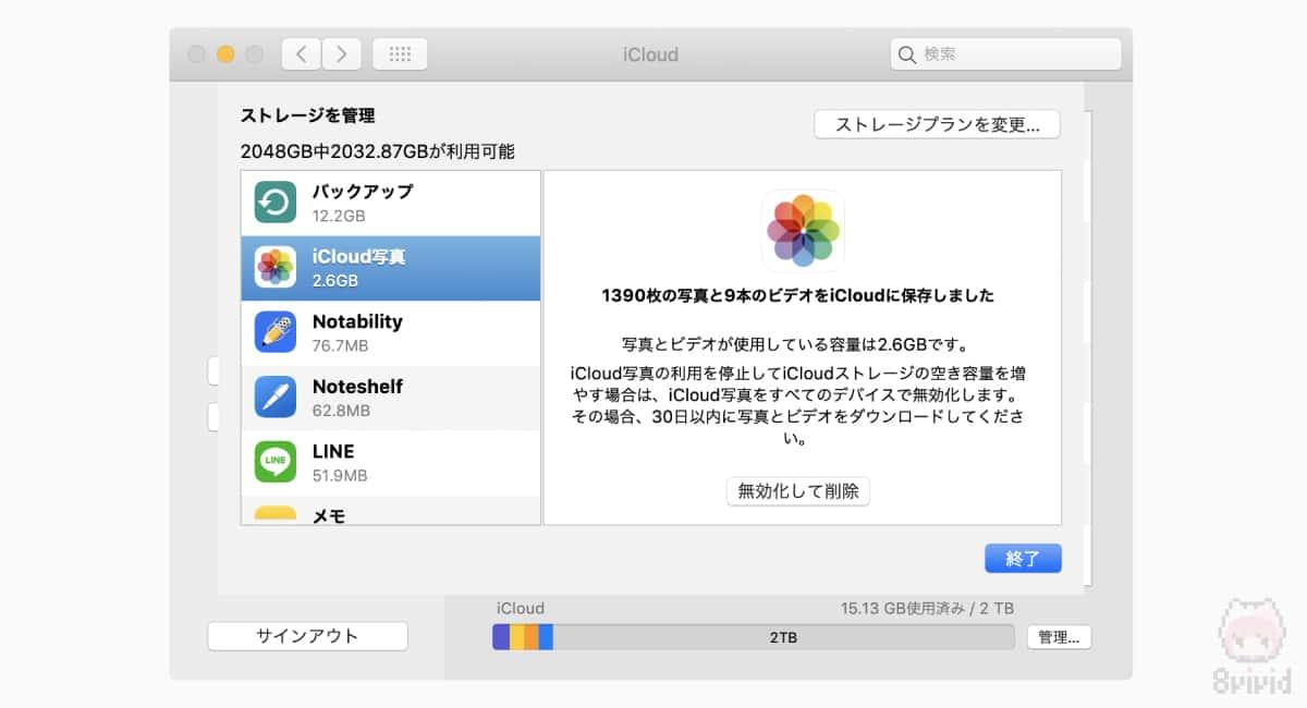 iCloud写真はブラックボックス化している。