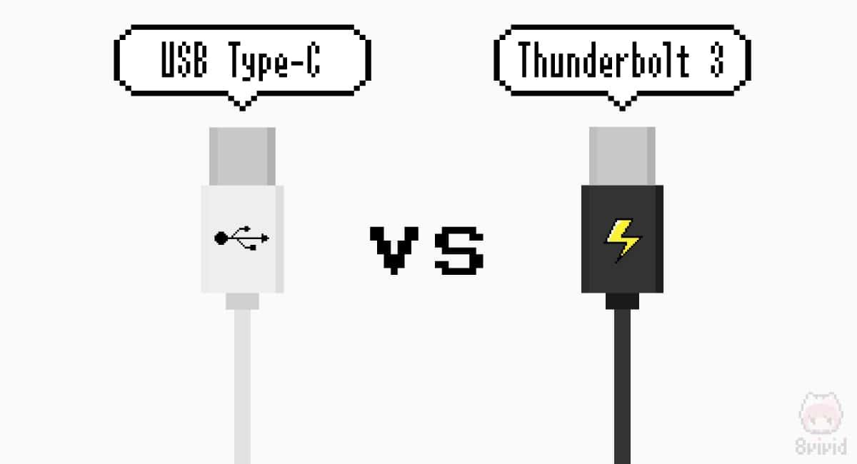 """違いは""""転送速度と対応プロトコルと電源供給""""だ!"""