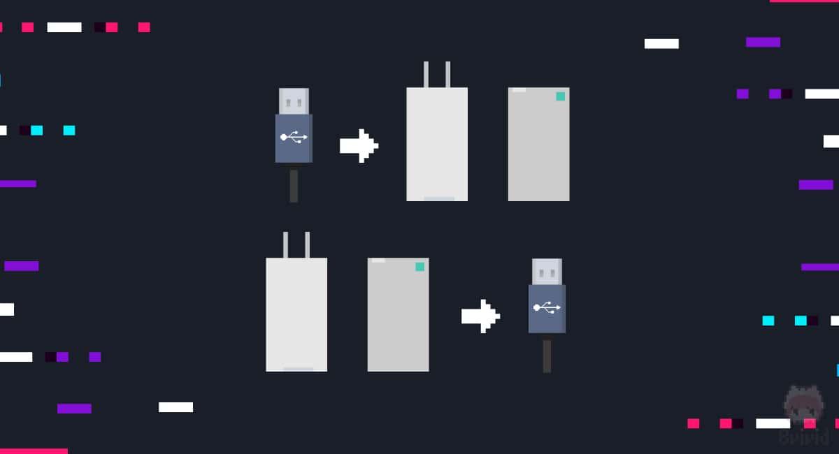 USBリファレンスが欲しい関係性。