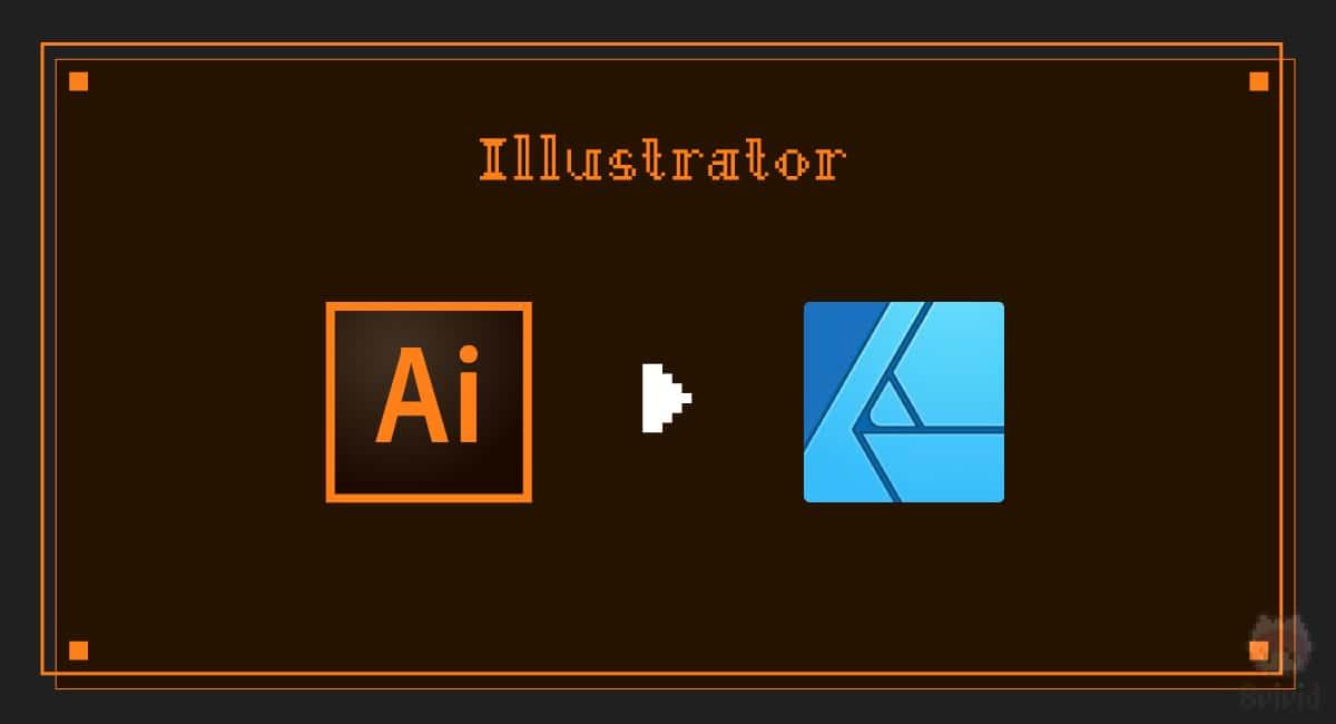 Illustrator → Affinity Designer