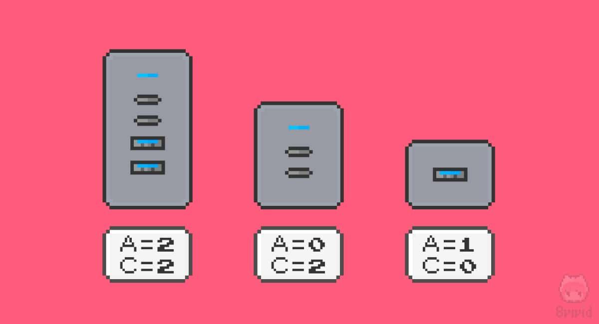 USBポート数