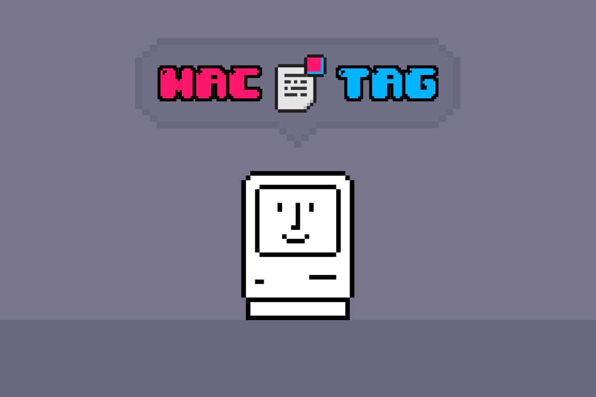 タグを使ったファイル管理・フォルダー整理術 for Mac