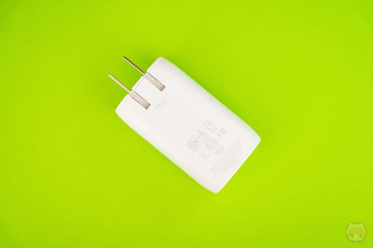 USB-IF認証済という安心感。