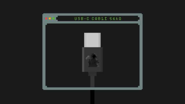 安全なUSB-Cケーブルの選び方—プルアップ抵抗と規格違反の考察